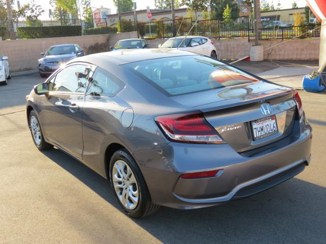 Used 2014 Honda Civic Coupe Lx At Certified Benz Beemer